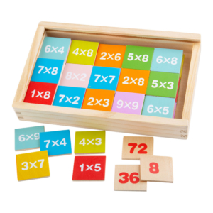 Boîte à calcul Multiplications