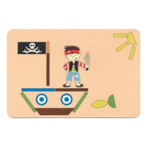 Jeu des p'tits clous Pirates