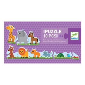 Puzzle frise Animaux