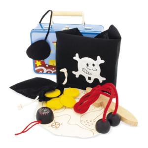 Mallette de déguisement Pirate