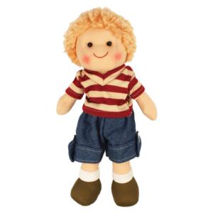 Petite poupée de chiffon Mahé
