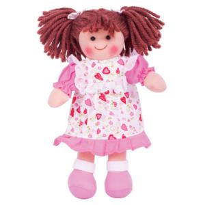 Petite poupée de chiffon Zoé