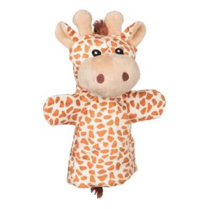 Marionnette à main Girafe