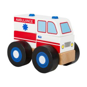 Ambulance à assembler