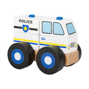 Camion de police à assembler