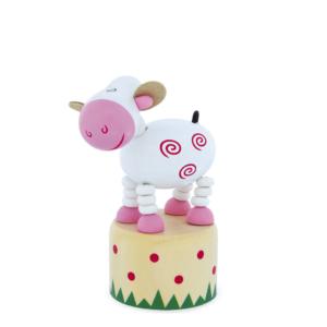 Wakouwa jouet en bois articulé Mouton