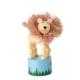 Jouet en bois articulé Lion