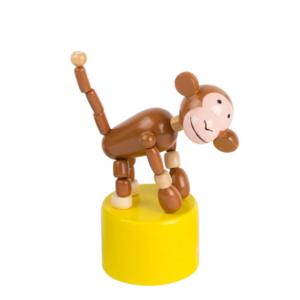 Wakouwa jouet en bois articulé Singe