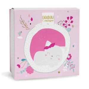 Boîte doudou Chat