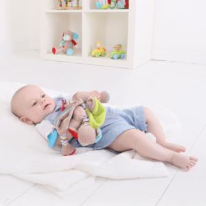 Doudou bébé Chiot