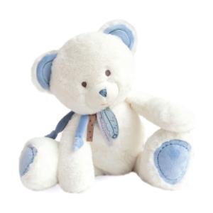 Ours en peluche Attrape-rêves bleu