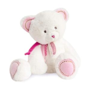 Ours en peluche Attrape-rêves rose