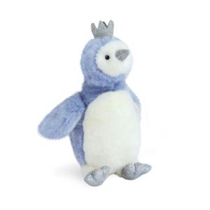 Peluche Pingouin bleu