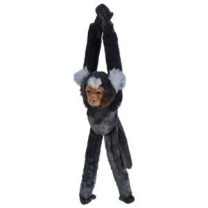 Peluche singe à scratch Ouistiti