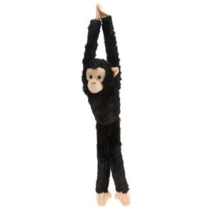 Peluche singe à scratch Chimpanzé
