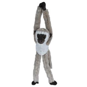 Peluche singe à scratch Vervet