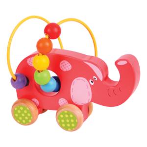 Boulier à roulettes Éléphant