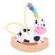 Boulier à bascule Vache