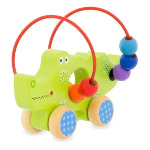 Boulier à roulettes Crocodile
