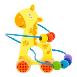 Boulier à roulettes Girafe