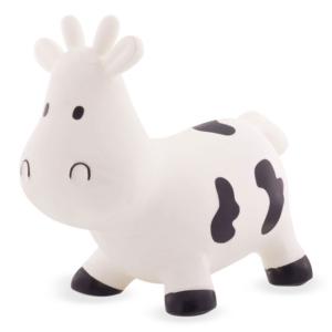 Animal rebondissant Vache