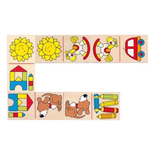 Mon premier domino