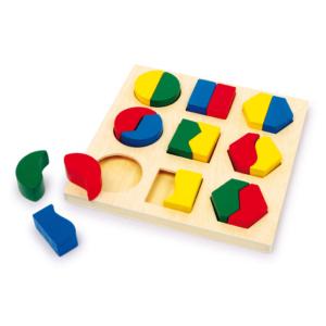 Puzzle à reformer Géométrie